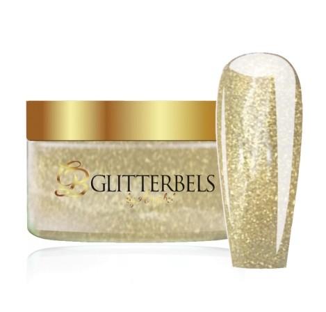 GLITTERBELS SOFT GOLD SHIMMER