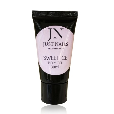JUSTNAILS Polygel - Sweet Ice 30ml