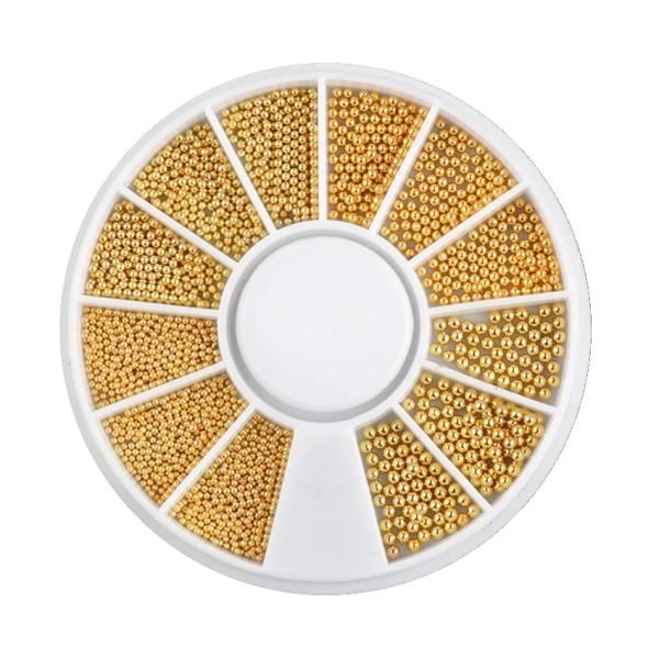 JUSTNAILS Kaviar Gold Rondell