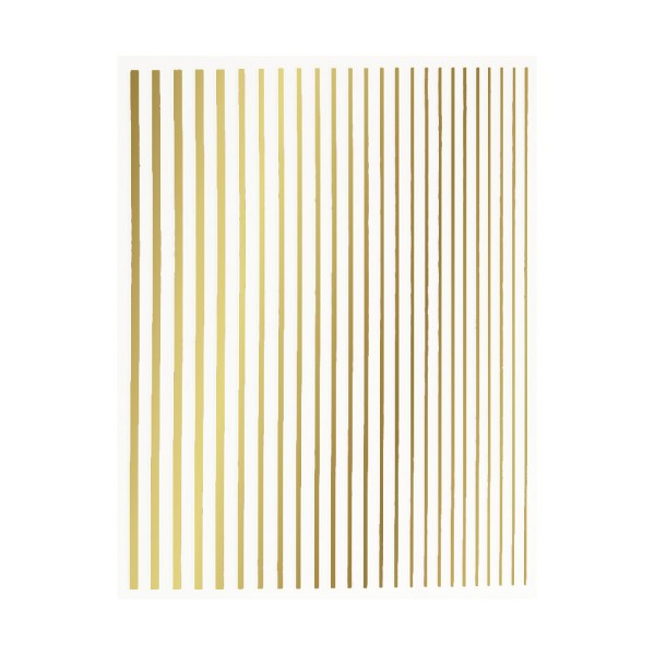 Flexible Stripes Set gold