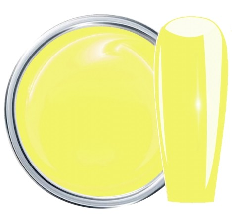JUSTNAILS Farbgel Lemon Drop