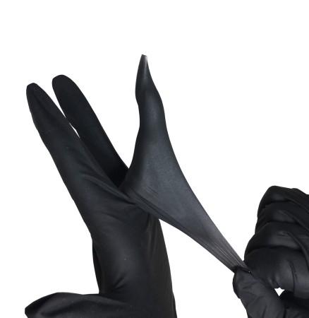 Premium Latex Handschuhe REIßFEST - 100 Stück
