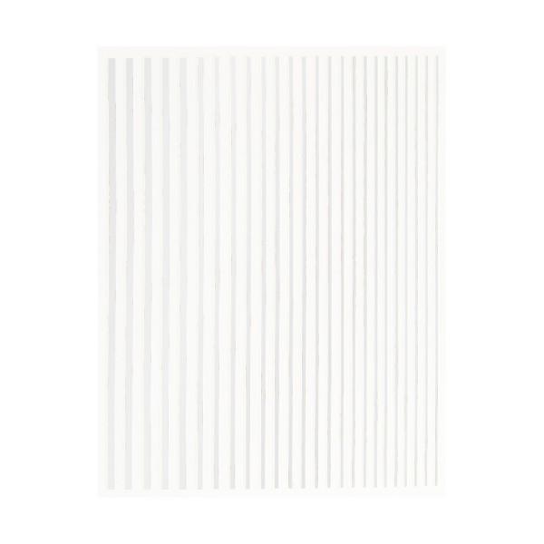 JUSTNAILS Flexible Stripes Set weiß