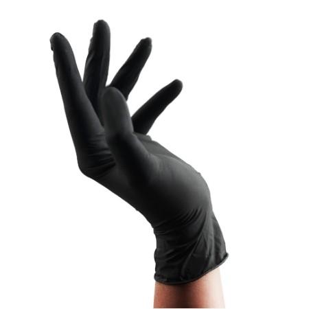 JUSTNAILS Premium Nitril Handschuhe - 100 Stück