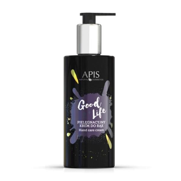 APIS Professional Hand & Nail Care Cream - Good Life 300ml