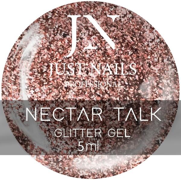 JUSTNAILS Nectar Talk - Chrome Effect Gel