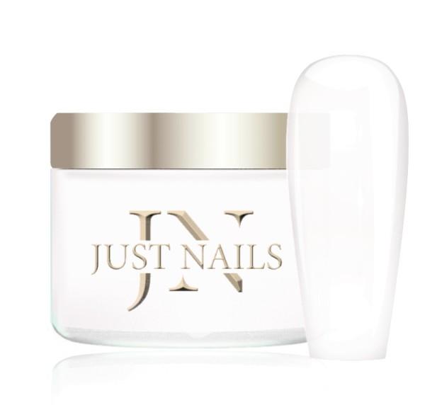 JUSTNAILS Premium Acryl - BOOMER WHITE