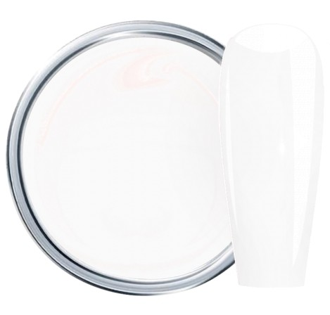 JUSTNAILS Premium 3D Plastilin - white
