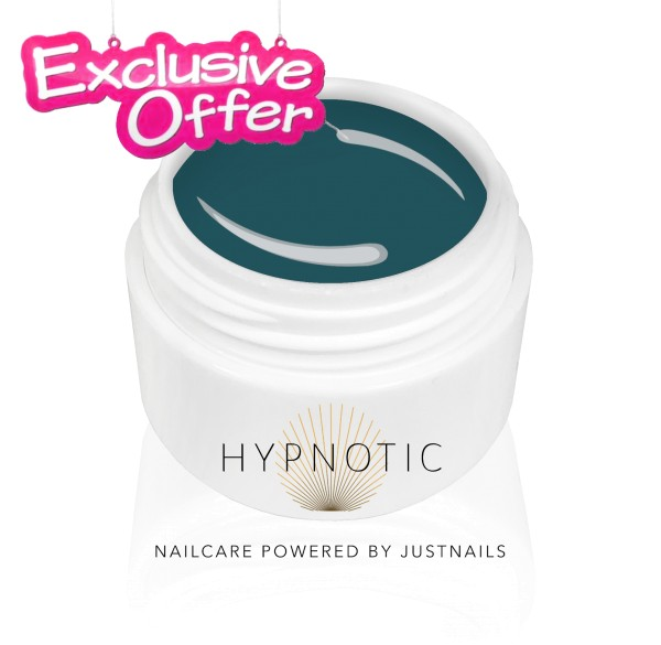 HYPNOTIC Farbgel - PETROL LOVE - Limited Edition