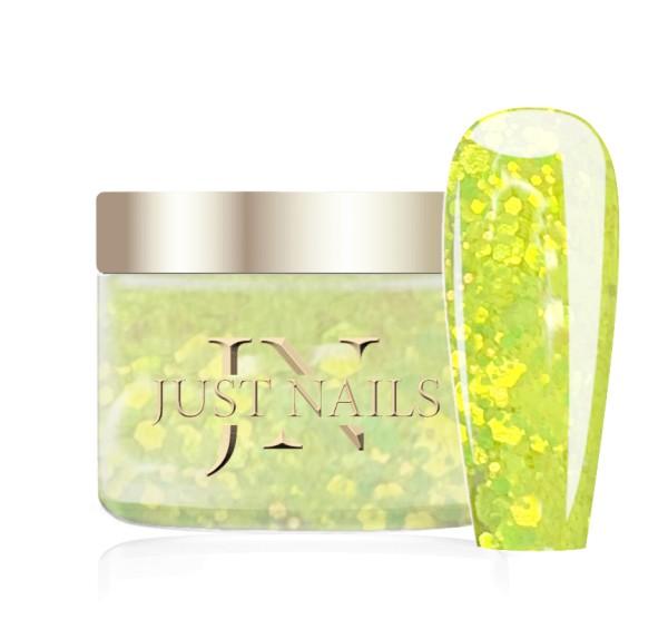 JUSTNAILS Premium Acryl Pulver - NEON SEABED 12g