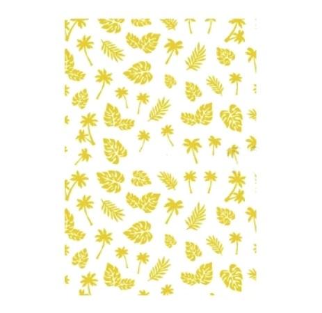JUSTNAILS Sticker Gold 01 selbstklebend