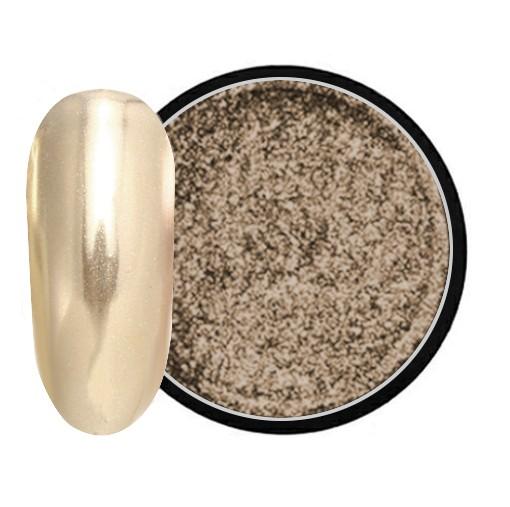 JUSTNAILS Mirror-Glow Nagel Pigment - Litty