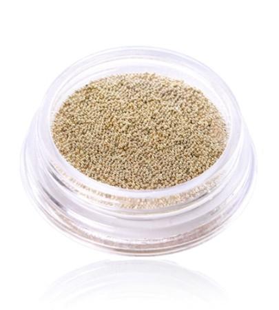 JUSTNAILS Mini Pearls - Gold 0,4mm