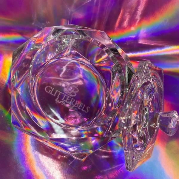 Glitterbels Diamant Dappen Dish groß